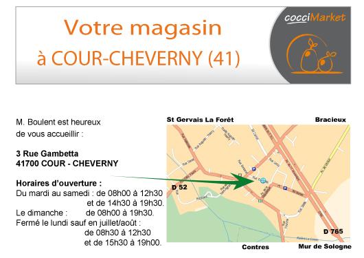 Cour-Cheverny France  city photos : Home > Nouvelles Bientôt votre nouveau magasin à COUR CHEVERNY